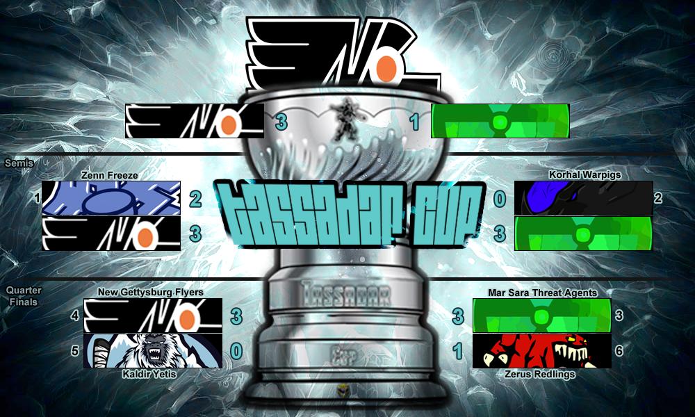 Season 3 ZHL Playoffs